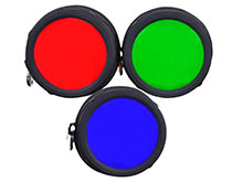 Klarus FT30 Filter - Available in Red, Green or Blue