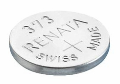 Renata 373 MP 29mAh 1.55V Silver Oxide Coin Cell Battery - 1 Piece Tear Strip, Sold Individually