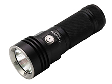 ThruNite TC20 Rechargeable LED Flashlight - CREE XHP70 - 3800 Lumens - Includes 1 x 26650