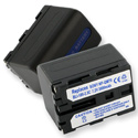 Empire BLI-180-25C 3000mAh 7.2V Replacement Lithium Ion (Li-Ion) Battery Pack for the SONY NP-FM70