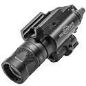 SureFire X400V-B-IRc Dual White / Infrared LED Weapon Light with Infrared Laser Sight - Universal and Picatinny Rail Mounts Fit Handguns, Long Guns - 350 Lumens - Includes 2 x CR123As