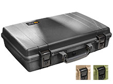 Pelican 1490 Laptop Case - Available With or Without Foam Liner - Comes in Black