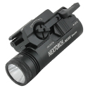 Nextorch WL10X Executor LED Pistol Light - Picatinny and Glock Rails - CREE XP-G2 R5 LED - 230 Lumens - Includes 1 x CR123A