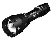 Sunwayman T25CC Zooming Tactical Rechargeable LED Flashlight - CREE XM-L2 U3 - 880 Lumens - Uses 1 x 18650 or 2 x CR123A