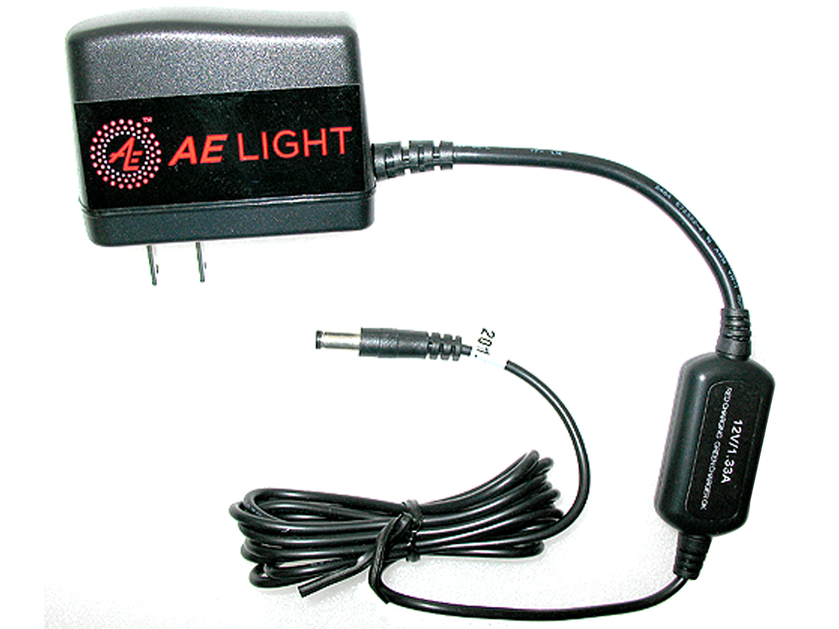 AE Light Charger for AEX20 and AEX25 front view