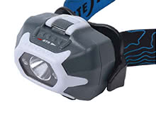 Inova STS PowerSwitch Rechargeable Headlamp - 280 Lumens - Includes Lithium Ion Battery Pack (HRSA-02-R7)