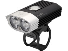 Fenix BT30R Ultra-Compact Rechargeable Bike Light with Remote Switch - 2 x CREE XM-L2 T6 LED - Neutral White - 1800 Lumens - Includes Battery Pack