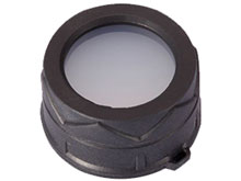Nitecore 34mm White Filter - Works with MT25, MT26, EA45S & EC25