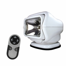 Golight Stryker Remote Controlled Spotlight With Handheld Wireless Remote - Available in Three Colors