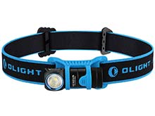 Olight H1 CW Headlamp - CREE XM-L2 LED (Cool White or Neutral White) - 500 Lumens - Uses 1 x CR123A (Included) or 1 x 16340