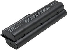 Empire 10.8V 8800mAh Lithium-Ion (Li-ion) Replacement Laptop Battery for HP Laptops (LTLI-9066-88)