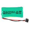 Empire 2.4V Replacement Nickel-Metal-Hydride (NiMH) Battery Pack for Uniden BT1008 Cordless Phones (CPH-515B)