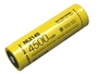 Nitecore NL2145 21700 battery upright