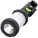Blackfire Backpack 3 in 1 Clamplight LED Lantern - 125 Lumens - Uses 3x AAA - Black