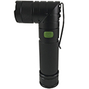 Blackfire Twist Swiveling Tactical LED Flashlight - 250 Lumens - Uses 3x AAA (included) - Dark Gray or Mossy Oak