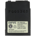 Empire BNH-5707 3.6V Replacement Nickel-Metal-Hydride (NiMH) Battery Pack for Motorola RLN5707 Minitor V 2-Way Radio