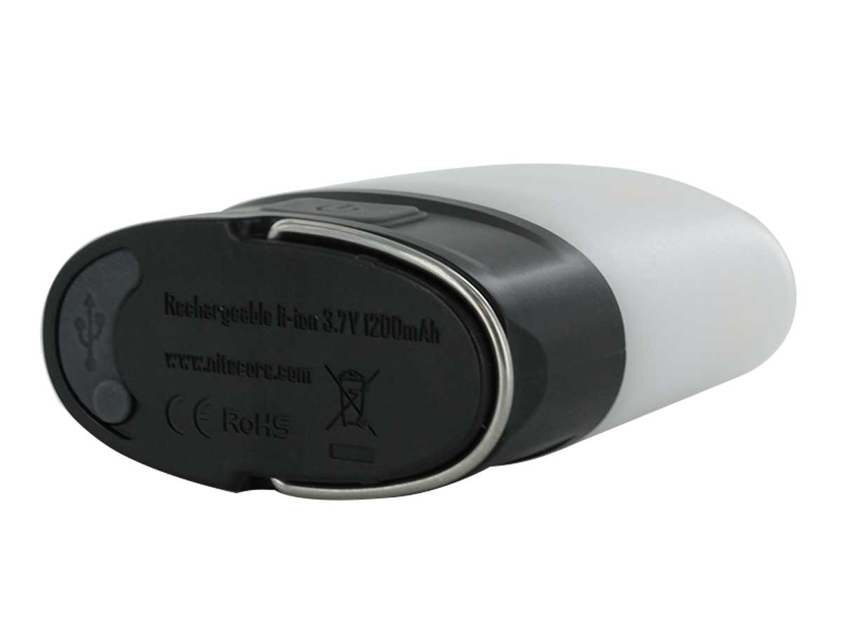 Battery Pack of the Nitecore LR10