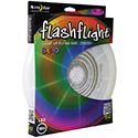 Nite Ize Flashflight LED Flying Disc - 10.5-inch - Includes 2 x CR2016s - Disc-o (FFD-08-07)