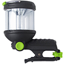 Blackfire 3 in 1 Clamplight LED Lantern - 260 Lumens - Uses 3x AA - Black
