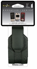 Nite Ize Executive Case for Cell Phones - Tall Design - Small - Leather (ETLS-03-17)