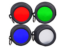 Klarus FT11 Filter - Available in Red, Green, Blue or White