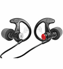 SureFire EarPro EP7 Sonic Defenders Ultra Earplugs - Black