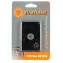 Ultimate Survival Technologies StarFlash Floating Signal Mirror - 2 x 3-inch Signaling Device - Polycarbonate (20-1WG0611)