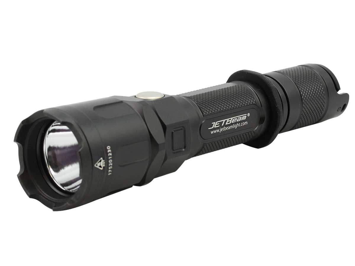 JETBeam IIIM Pro Version Tactical Flashlight