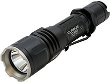 Klarus XT12S Rechargeable LED Flashlight - CREE XHP35 HI D4 - 1600 Lumens - Uses 1 x 18650 (included) or 2 x CR123A