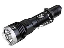 Nitecore P16-TAC Tactical LED Flashlight - CREE XM-L2 U3 - 1000 Lumens - Uses 1 x 18650 or 2 x CR123A - Bundle Available!