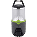 Nite Ize Radiant 300 USB Rechargeable Lantern - Red and White LEDs - 300 Lumens - Includes Battery Pack (R300RL-17-R8)