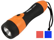 Rayovac Value Bright 5-LED Flashlight - 38 Lumens - Includes 2 x D Cells - Color May Vary (VB2D-B)