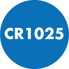 CR1025 Coin Cell Lithium Batteries