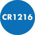 CR1216 Coin Cell Lithium Batteries
