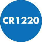 CR1220 Coin Cell Lithium Batteries