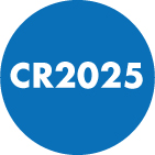 CR2025 Coin Cell Lithium Batteries