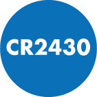 CR2430 Coin Cell Lithium Batteries