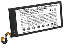 Empire BLP-1516-3 3000mAh 3.8V Lithium Polymer (Li-poly) Samsung Galaxy S8 Cell Phone Battery