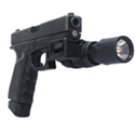 """The Mako Group - FAB Defense 1"""" Tactical Flashlight Mount - Quick Release PLG"""