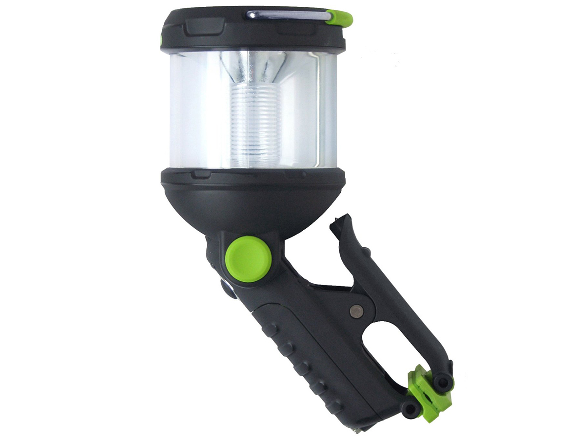 Blackfire 3 in 1 Clamplight side angle