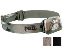 Petzl Tactikka Headlamp E093HA - Multicolor Options - 300 Lumens - Includes 3 x AAA