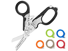 Leatherman Raptor Shears Multi-Tool for Medical Professionals - 6 Color Options - MOLLE or Utility Sheath - Boxed or Peghook Packaging