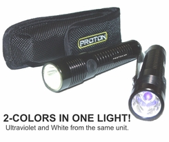 LRI Photon Proton Pro - Ultraviolet UV LED Flashlight