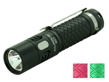 Klarus Mi7 Mini-Might EDC Flashlight - CREE XP-L HI V3 LED - 700 Lumens - Uses 1 x AA (Included) or 1 x 14500 - Various Colors