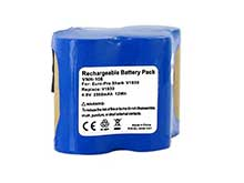 Empire VNH-108 2500mAh 4.8V Replacement Nickel Metal-Hydride (Ni-MH) Battery for the Shark V1930/VX1 Vacuum