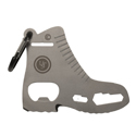 Ultimate Survival Technologies Tool A Long Boot Multi-Tool - Stainless Steel - 6 Total Tools - TSA-Compliant (20-02764)