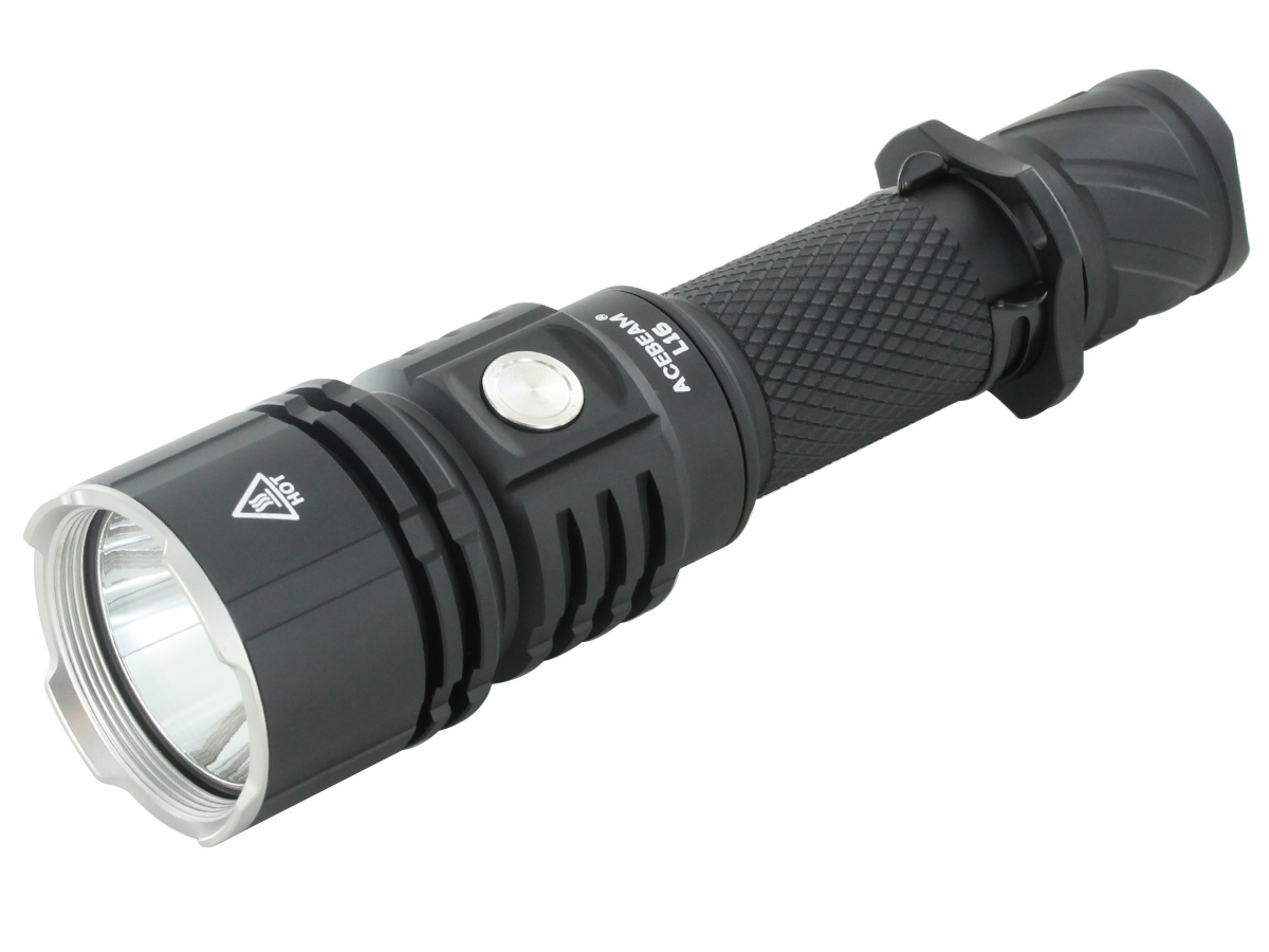 Acebeam L16 LED flashlight