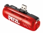 Red USB rechargeable  battery pack