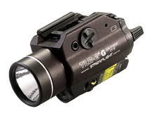 Streamlight TLR-2 G 69250 LED Pistol Light with Green Laser - Picatinny and Glock Rail Mount - Fits Beretta 90two, S&W 99 and S&W TSW - 300 Lumens - Includes 2 x CR123As