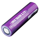 Efest Purple 4339 IMR 18650 2500mAh 3.7V Unprotected High-Drain 35A Lithium Manganese (LiMn2O4) Flat Top Battery - Boxed